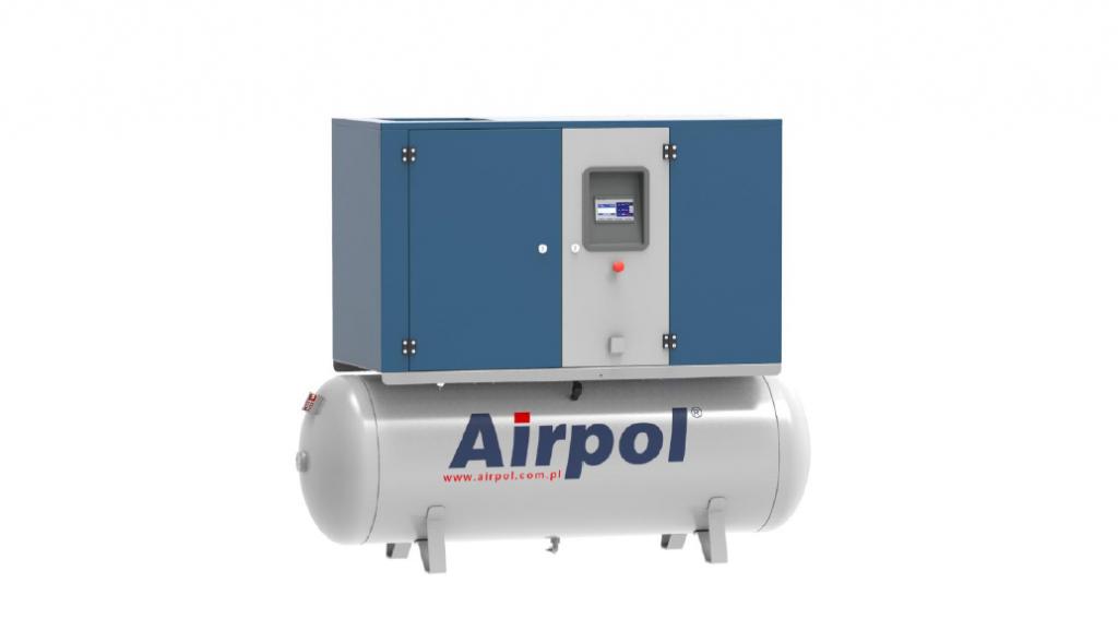 Sprężarka śrubowa Airpol K5 500l
