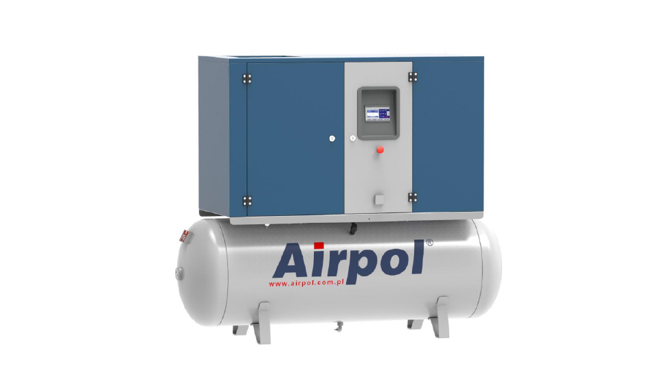 Sprężarka śrubowa Airpol K7 500l